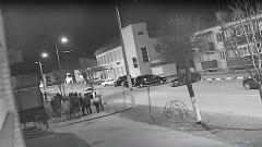 Задавивший толпу у кафе водитель из Белоруссии попал на видео