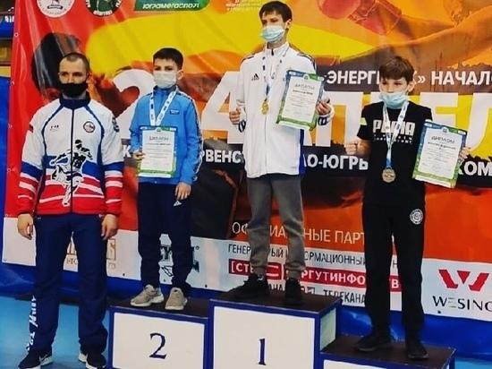 Весь комплект медалей на первенстве ХМАО-Югры завоевали юные боксеры из Ноябрьска
