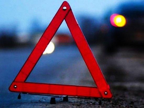 Под Рязанью перевернулась иномарка, пострадали два человека