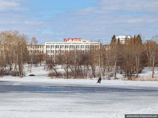 Куйвашева и Орлова просят сделать свободный вход в парк УрГУПС