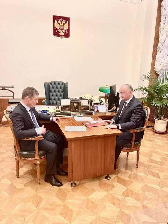 Россия откликнулась на запрос Молдовы о предоставлении Sputnik-V