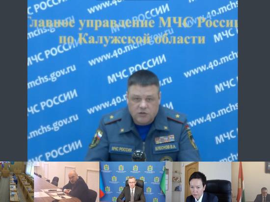 Все военные мемориалы Калужской области в начале мая возьмут под охрану