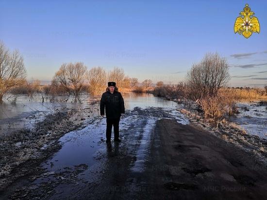 Разлившиеся реки могут затопить участки еще в трех районах Калужской области