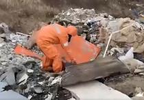 Прокуратура ищет «диверсантов», выбросивших в Красноярске контейнеры с химотходами