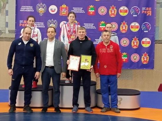 Четыре медали завоевали спортсмены Чувашии на юниорском первенстве России по вольной борьбе