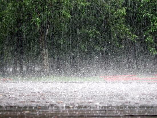 Через два дня Ярославль зальет дождями