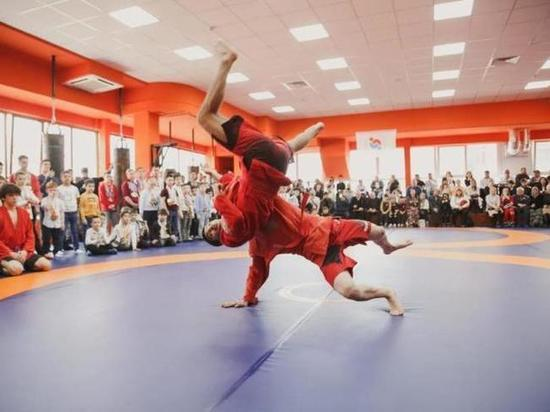 Пятигорские самбисты получили новый спортзал