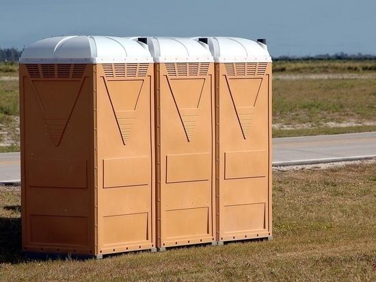В Новослободском сквере в Рязани заработали общественные туалеты