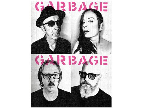 Группа Garbage впервые спела о расизме и насилии над женщинами