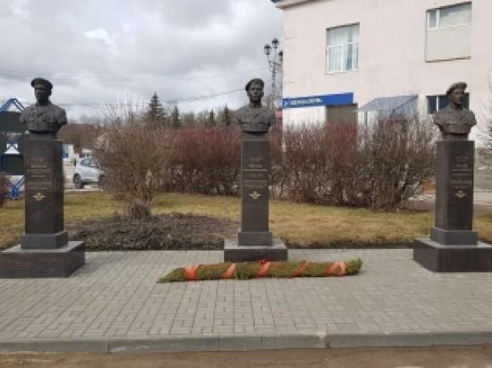 В Острове установили личности осквернителей памятника героям 6-ой роты