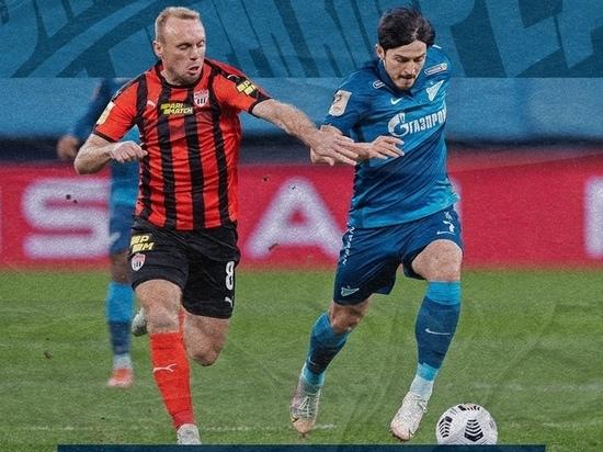 «Зенит» уверенно обыграл «Химки» в 24 туре РПЛ