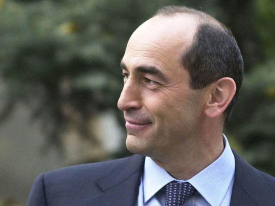 Кочарян назвал главную ошибку Армении в Карабахе