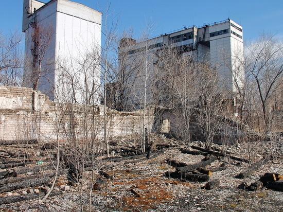 На границе микрорайона «Осенняя» образовалась обширная зона разрухи с заброшенным бомбоубежищем, призраком комбикормового завода и несанкционированными свалками