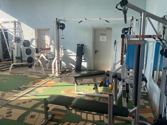 Спортивную школу «Юность» отремонтируют в Новом Уренгое