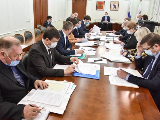 Власти Марий Эл обсудили социально-экономическое развитие региона