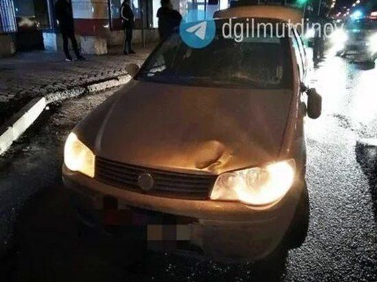 В Уфе пьяный водитель иномарки сбил 71-летнюю челябинку