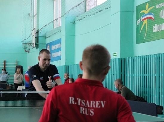 В Хакасии завершились первенство и чемпионат по настольному теннису