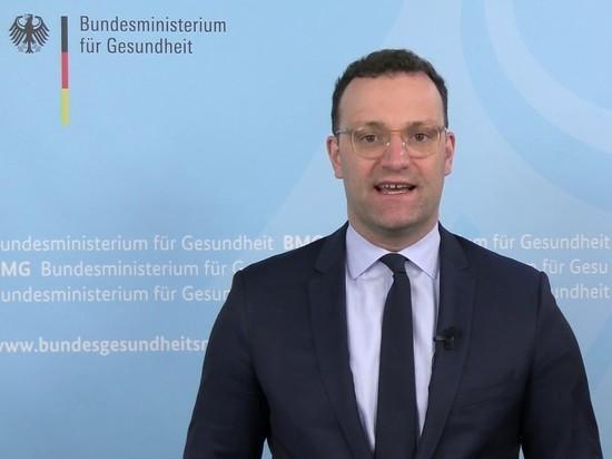Германия: К началу мая надеются привить каждого пятого