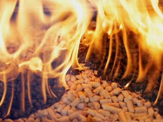 Под Каргополем горела частная котельная, дома не пострадали