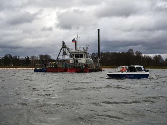 Контролирующий работы по экореабилитации озера Людинова специалист задержан за взятку