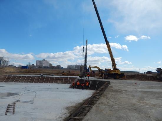 Началось активное строительство канатной дороги между РФ и КНР