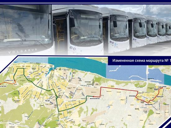 С 12 апреля межмуниципальный маршрут №101 и чебоксарский №32 сольются в один