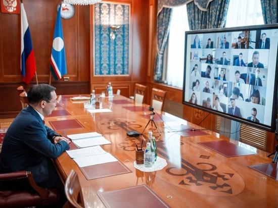 Глава Якутии оценил ход цифровой трансформации в органах госвласти