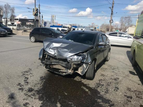 Появились подробности аварии у Центрального автовокзала в Рязани