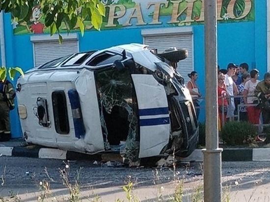 В Батайске под суд пошел водитель полицейской «ГАЗели», спровоцировавший ДТП с погибшими