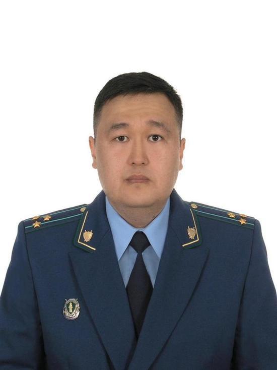 Заместителем прокурора Калмыкии назначен Арсланг Мухлаев
