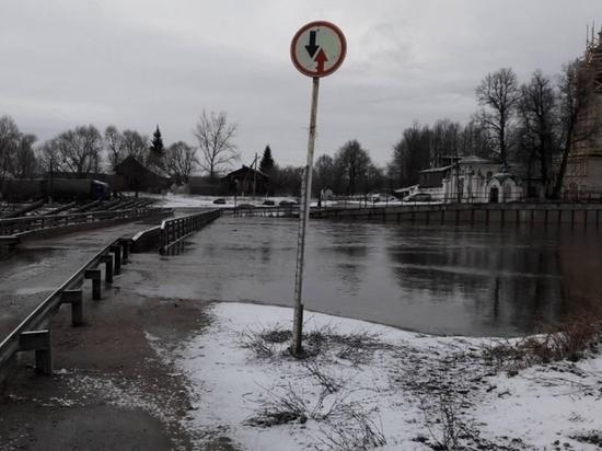 В Ивановской области усиливается паводок