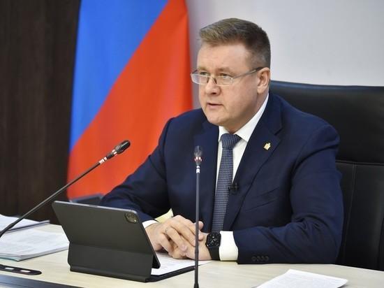 Любимов выделил мэрии Рязани 50 млн рублей на ремонт дорог картами