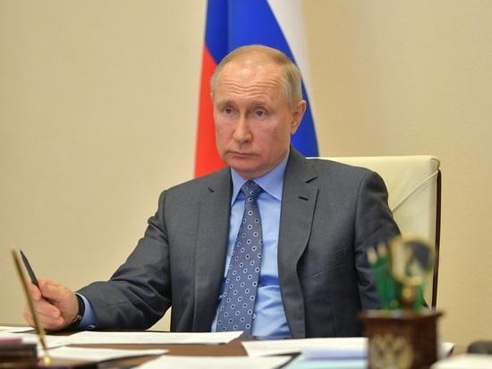 Российский лидер говорил об этом с Меркель и Макроном