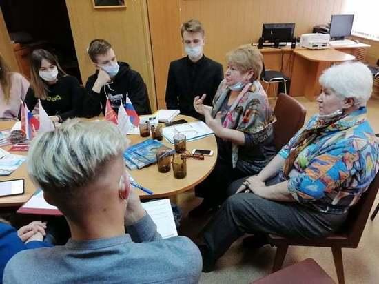 Руководители смоленского отделения Фонда Мира рассказали о своей деятельности