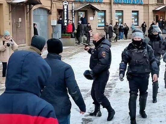 Глава Следкома поручил обжаловать слишком мягкий приговор участнику петербургского митинга