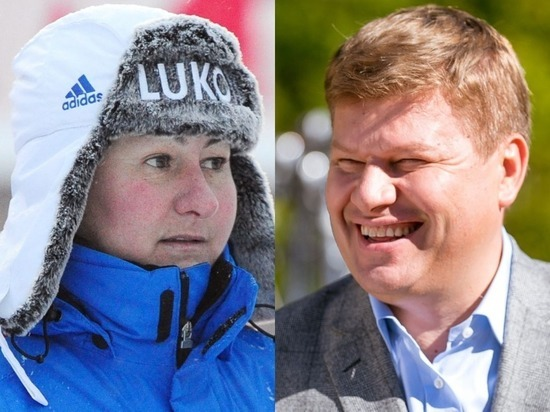 Журналист Дмитрий Губерниев и президент Федерации лыжных гонок России Елена Вяльбе продолжают предъявлять друг другу претензии