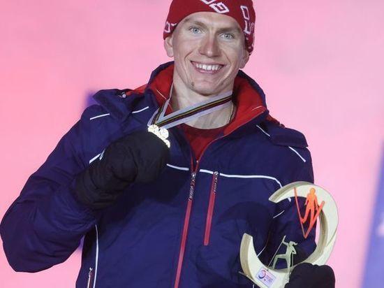 Лыжник с Брянщины побывал на шоу у Урганта