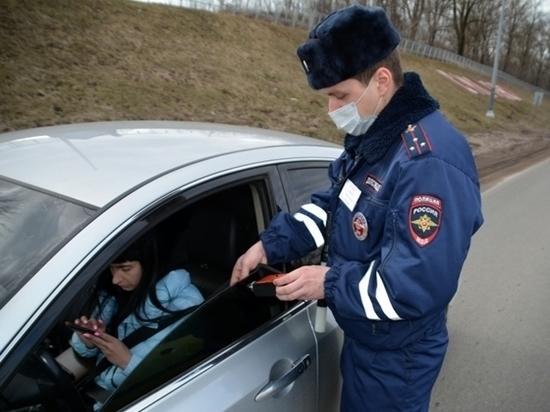 У 52 водителей в Смоленске нашли незаконную тонировку