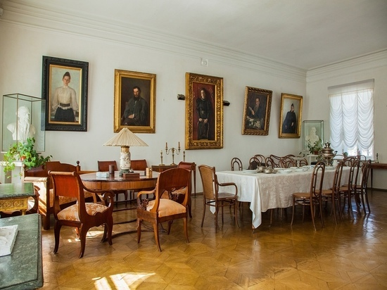В «Ясной Поляне» на  неделю прекращены экскурсии в Доме Толстого