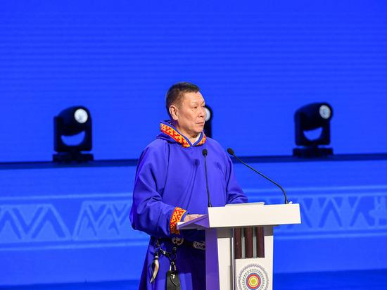 Григорий Ледков продолжит руководить Ассоциацией коренных народов Севера, Сибири и Дальнего Востока