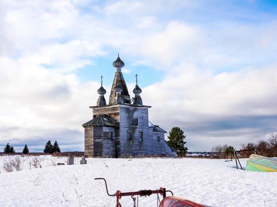 Ещё одно поселение Холмогорского района возразило реформе МСУ