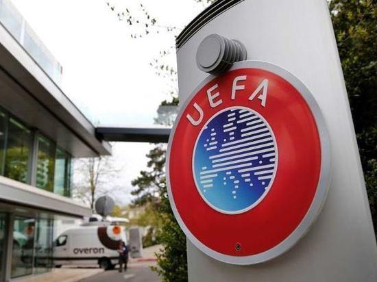 """УЕФА открыл дела против """"Славии"""" и """"Рейнджерс"""""""