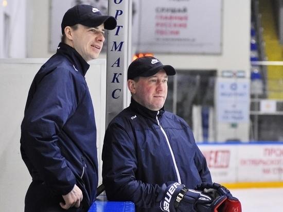 Решетников и Перов покинули тренерский штаб ХК «Рязань»