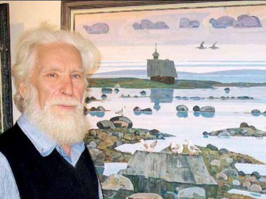 На 89-м году жизни скончался известный художник Клим Шихов