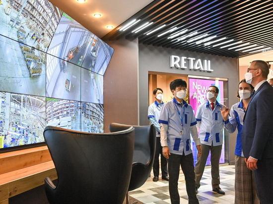 Samsung выпустил видеостену для нового здания музея космонавтики в Калуге