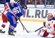 СКА в третий раз подряд уступил ЦСКА в финале Западной конференции
