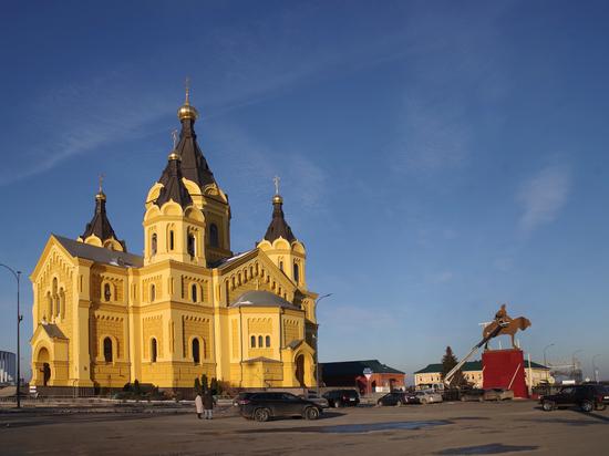 В Нижнем Новгороде отметят 800-летие Александра Невского