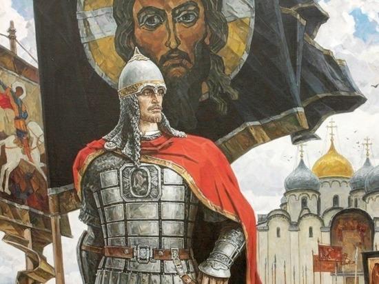 Юбилей великого князя Александра Невского отметят в России и Казахстане
