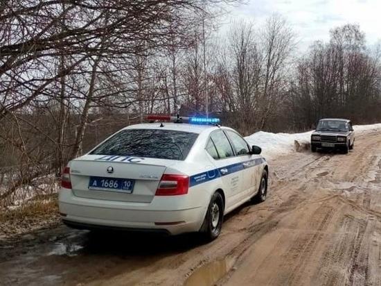 Карельский пенсионер попал под административный арест за пьяное вождение