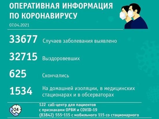 В Кемерове вновь выявили более десяти новых случаев коронавируса за сутки